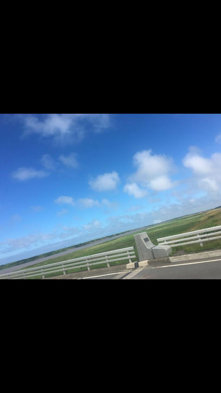 オロロン街道, 北海道, 地平線, チャリダー, 自転車旅