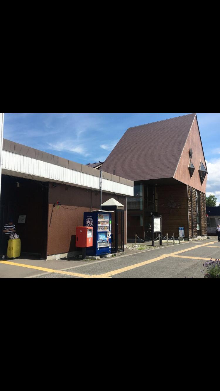 いつでも出身者を出迎えてくれる北海道の駅