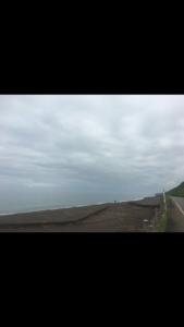 北海道,自転車,チャリダー,聖地, オロロン街道, 地平線