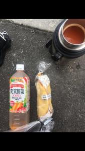 北海道,自転車,チャリダー,朝食,セイコーマート